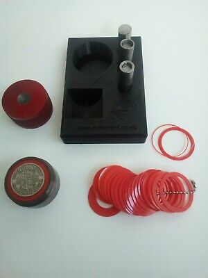 Coin Ring Punch Set.