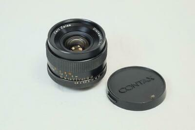 Carl Zeiss 35mm f/2.8 Distagon T* for Contax/Yashica Cameras - MUST READ! (6216)