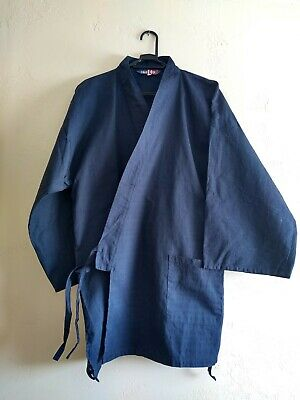 Samue - Japanese Zen Buddhist monks work clothing / home wear - New without tags