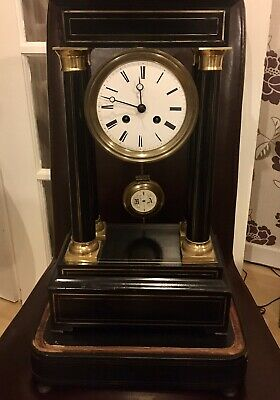 Beautiful Large JAPY FRERES Portico clock