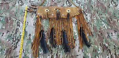 Navajo Curtis Bitsui Native American Quiver W/ Arrows Hand Crafted -Estate