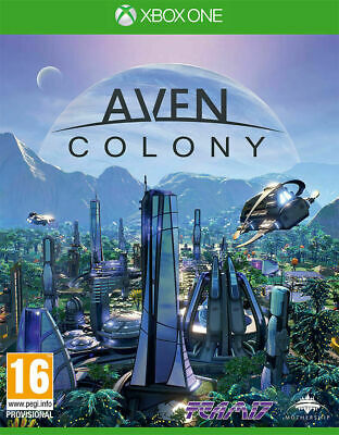Aven Colony Xbox One Brand New & Sealed