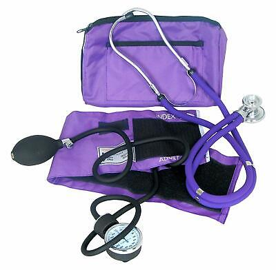 Everready First Aid Dixie EMS Blood Pressure and Sprague Stethoscope Kit