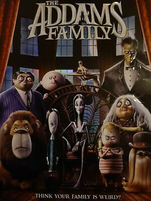 The Addams Family [ Dgc Only] [2019]