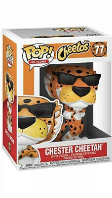 Funko Pop! Ad Icons #77 Chester Cheetah Cheetos Collectible Vinyl Figure NEW