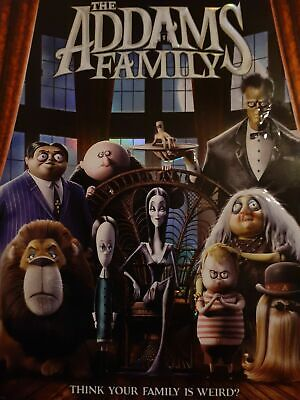 The Addams Family [ Dvd Only No Cover] [2019]