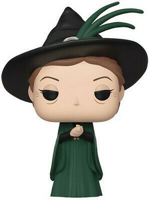 Funko Pop! Harry Potter: - Minerve Mcgonagall (Yule) 889698 (Toy Used Very Good)