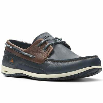Clarks Orson Harbour Mens Casual Boat Shoes
