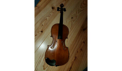 Violin Owned by Attorney With Historical Significance to The Cherokee Nation