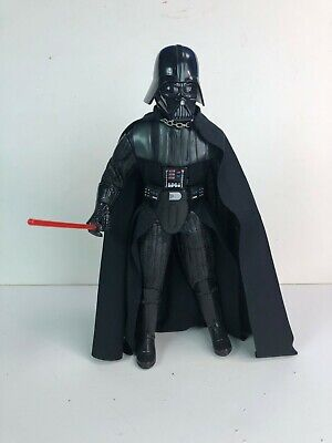 Hasbro Star Wars Darth Vader with removable helmet Action Figure 12 inch