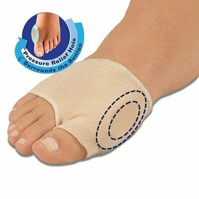 Silipos Deluxe Gel Bunion Sleeve with Pressure Relief Hole # 92782