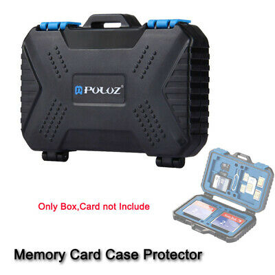 Mini Size Complete Micro Holder Memory Card Organizer High Speed Memory