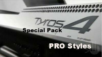 """378 Styles Pour YAMAHA TYROS 4 """"TOP HIT'S"""" -"""