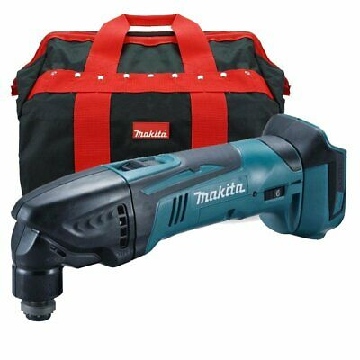 Makita DTM50Z 18V Li-Ion Cordless Oscillating Multi Tool with P-46305 Tool Bag