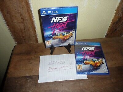 NFS Heat Sony PS4 Brand New Sealed