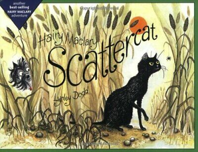 HAIRY MACLARY SCATTERCAT (HAIRY MACLARY ADVENTURES) By Lynley Dodd **Excellent**