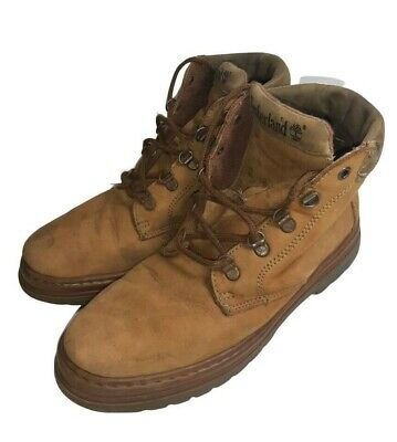 Timberland Leather Brown Boots Size UK 7 EU 41