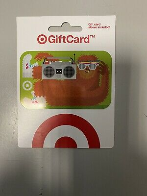 Target Gift Card $200 Value For $185