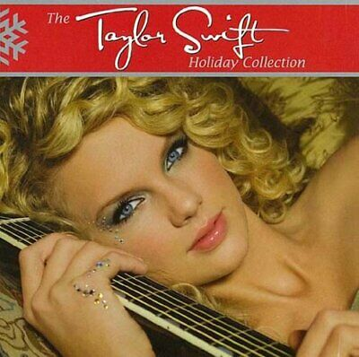 TAYLOR SWIFT - Taylor Swift Holiday Collection - CD - Limited Edition - **NEW**