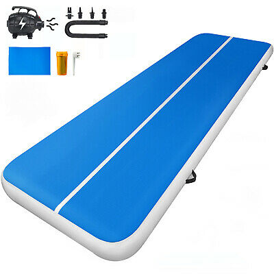 13ft Airtrack Inflatable Air Track Floor Home Gymnastics Tumbling Mat GYM + Pump