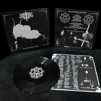 BEASTCRAFT - Into The Burning Pit Of Hell - LP 2019 - (Drakkar Productions)