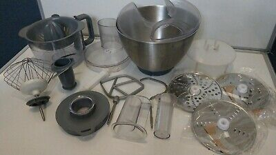 Kenwood Chef Prospero Food Mixer Accessories Km280 Series Attachments Spares