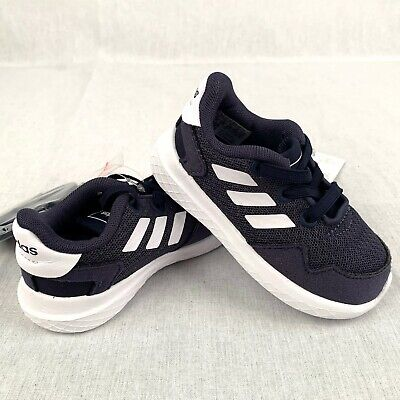 Adidas Archivo I EF0544 Kid's Children's Baby's Shoes Sneakers Purple White US 5
