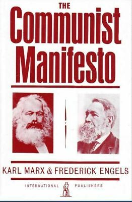 The Communist Manifesto by Frederick Engels and Karl Marx (1948, Paperback)