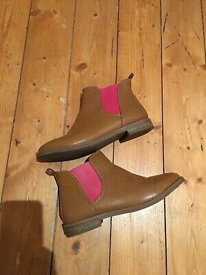 John Lewis Chelsea Boots Size 4 Girls