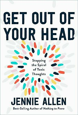 Get Out of Your Head by Jennie Allen✅ 2020, Digital ✅