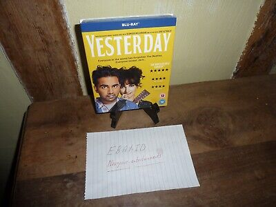 Yesterday Blu-Ray Brand New Sealed