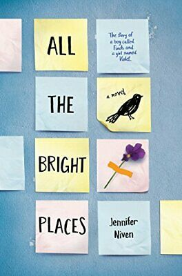 ALL BRIGHT PLACES By Jennifer Niven - Hardcover **Mint Condition**