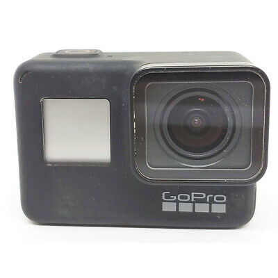 GoPro Hero 7 Black Edition 4K Waterproof Camera Camcorder without Battery
