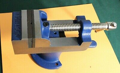 YOST 1104 Drill Press Vise Jaw  2 1/2 Inch on Swivel Base Excellent Condition