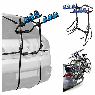 Fiat Scudo 2007-2017 3 Bike Carrier Rear Towbar Towball Mount Cycle Rack Bicycle