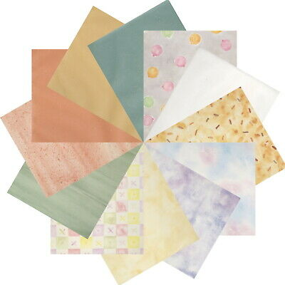 "Creative Memories 10""x12"" Single-sided Printed Vellum Paper CHOICE"