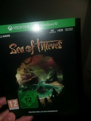Sea of thieves Xbox one y windows 10 (codigo digital)