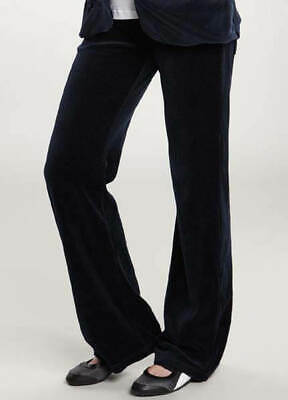 NEW - Maternal America - Velour Track Pants - Maternity Pants - FINAL SALE