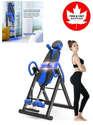Yoleo Gravity Heavy Duty Inversion Table for Pain Relief Therapy