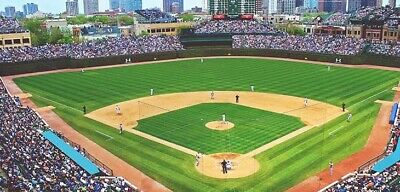 (2 of 8) Chicago Cubs vs Boston Red Sox Bleacher Tickets 6/20/2020 Wrigley Field