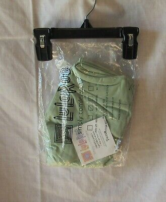 Lularoe Girls Solid Light Green Leggings Sz Tween New