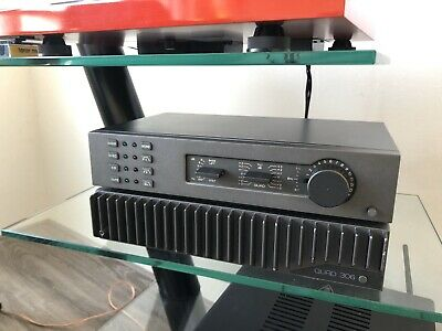 Quad 34 + 306 Stereo Amplifier