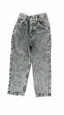 Kids Electric Boys size 4 Cotton Acid Wash 5-Pocket Straight Leg Jeans Pant Sale