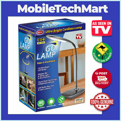 Go Lamp◉AS SEEN ON TV◉Cordless◉Touch Technology◉360 Degree Rotate◉Flexible◉USB