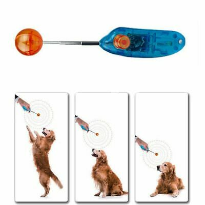 Stretchable Pet Dog Cat Training Clicker Agility Clickers Whistle Commander Tool