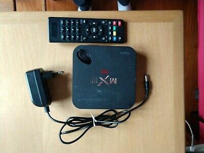 TV BOX Android MXIII 4K - Gigabit