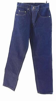 Mission Blues Boys size 14 Cotton Dark Wash 5-Pocket Straight Leg Jeans Pant