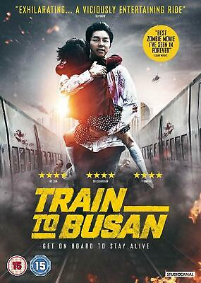 Train To Busan   DVD   New & Sealed  Zombies