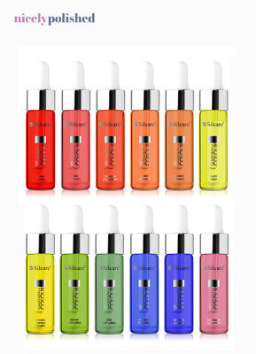 Silcare - The Garden of Colour Regenerating Cuticle and Nail Oil (15ml)
