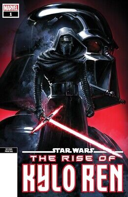 Star Wars Rise Of Kylo Ren #1 Marvel 2nd Print NM  Marvel Comics 2020